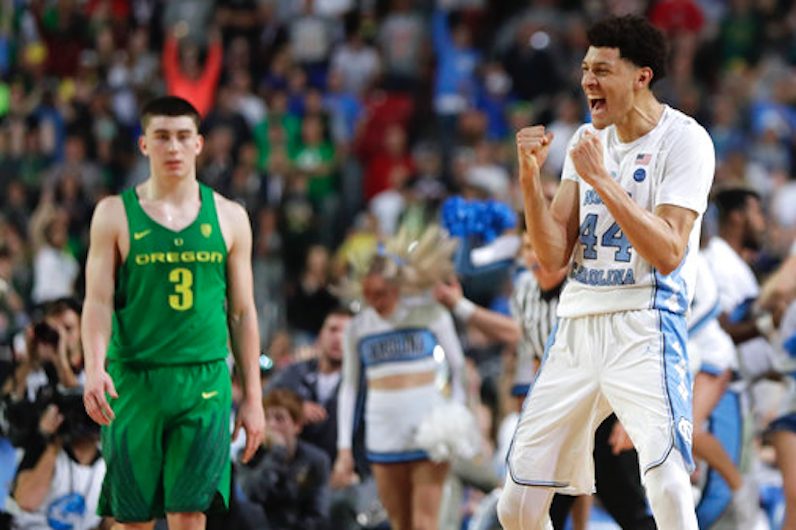 North Carolina junior Justin Jackson entering NBA draft
