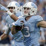 Ryan Switzer runs