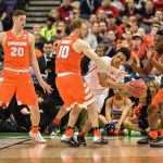 Syracuse basketball defends
