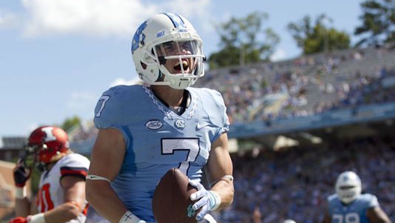 Austin Proehl touchdown