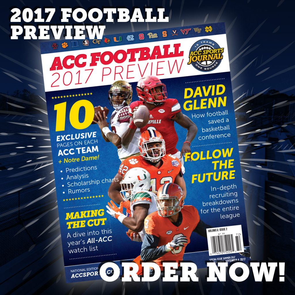 2017 ACC Football Preview