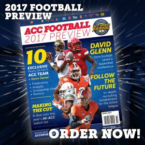 2017 ACC Football Preview magazine