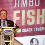 Jimbo Fisher speaks
