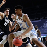 Tony Bradley drives