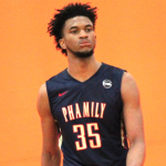 Marvin Bagley stands