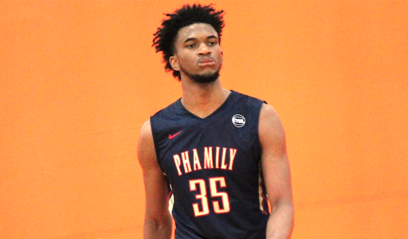 Marvin Bagley III commits to Duke, will re-classify