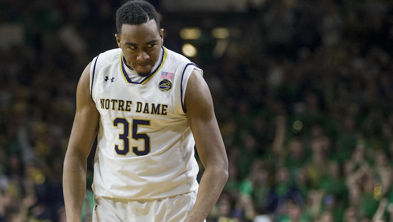 Notre Dame basketball and Bonzie Colson