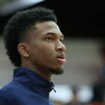 Marvin Bagley waits