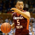 Justin Robinson runs Virginia Tech basketball