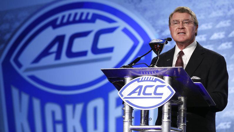 Swofford says ACC is ready when Irish ready