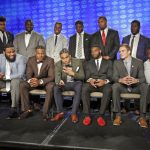 ACC football players