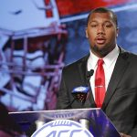 Bradley Chubb speaks