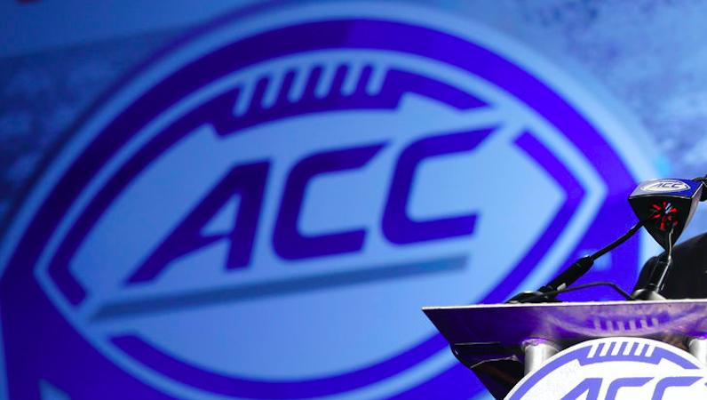 ACC football rules