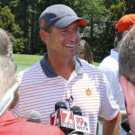 Dabo Swinney speaks