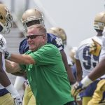 Brian Kelly upset