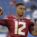 Deondre Francois throws