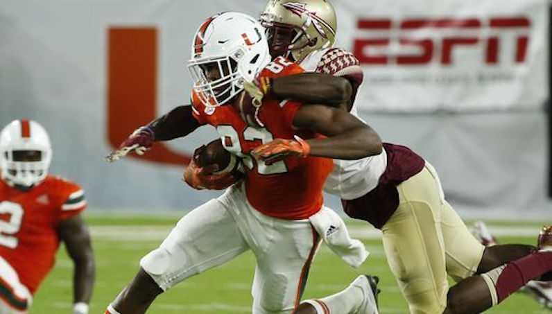 FSU suspends Da'Vante Phillips after five felony charges