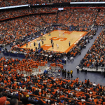 Carrier Dome packed