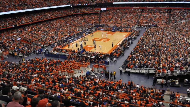 Led By Syracuse 4 Acc Basketball Teams Rank Inside The Top