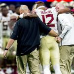 Deondre Francois injury