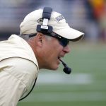 Dave Clawson observes