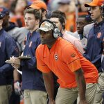 Dino Babers focused