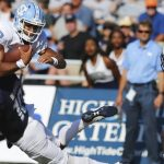 Chazz Surratt runs