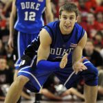 Greg Paulus clapping