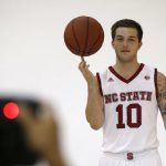Braxton Beverly poses