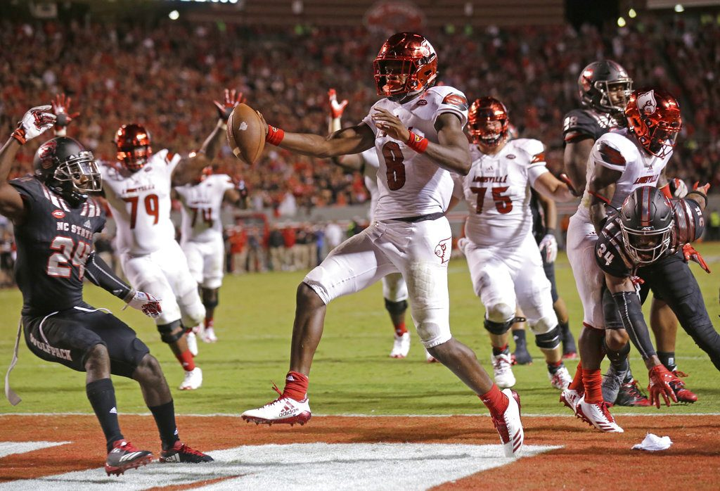 Nc State Louisville 2020 Football Opener Moved To Sept 2 Accsports Com