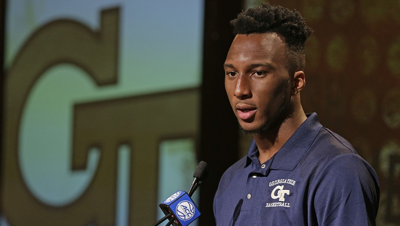 Josh Okogie speaks