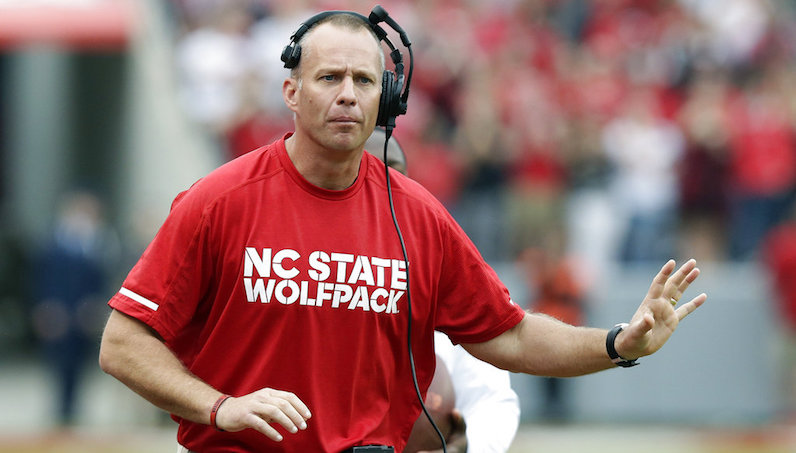 NC State Wolfpack: Doeren To Remain In Raleigh