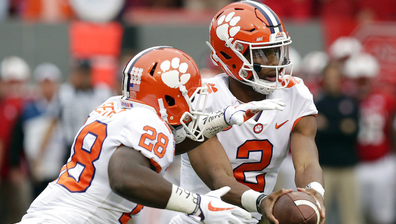 QB Kelly Bryant Has Scheduled A Transfer Visit To Another Program