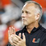 Mark Richt clapping