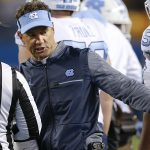 Larry Fedora talks