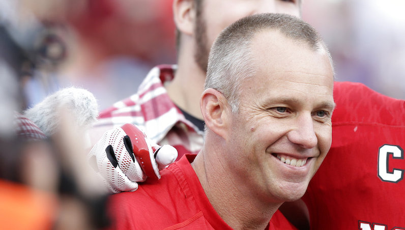 Dave Doeren reportedly meeting with Tennessee about coaching vacancy