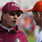 Jimbo Fisher talks