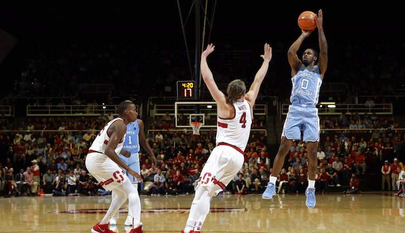 Seventh Woods shoots