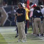 Paul Johnson stands