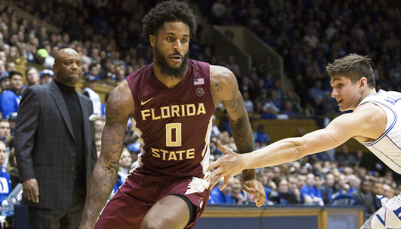 Phil Cofer drives