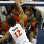 De'Andre Hunter Dunks