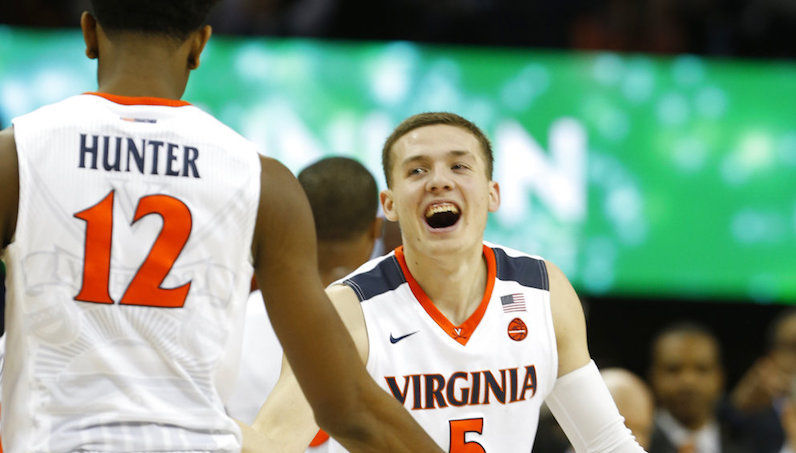 Virginia wins 7th straight by topping Syracuse