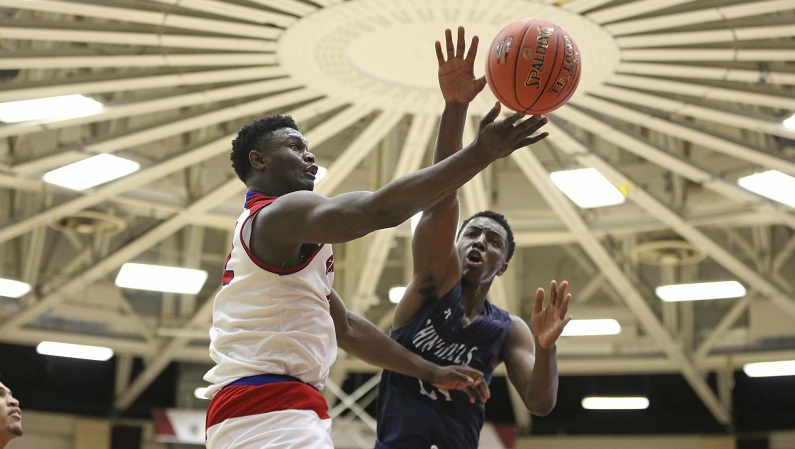 Spartanburg basketball star Zion Williamson announces college commitment