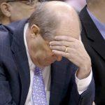 Kevin Stallings sulks