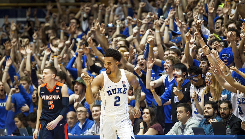 Gary Trent points