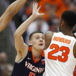 Kyle Guy defends