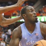 Theo Pinson drives