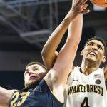 Doral Moore rebounds