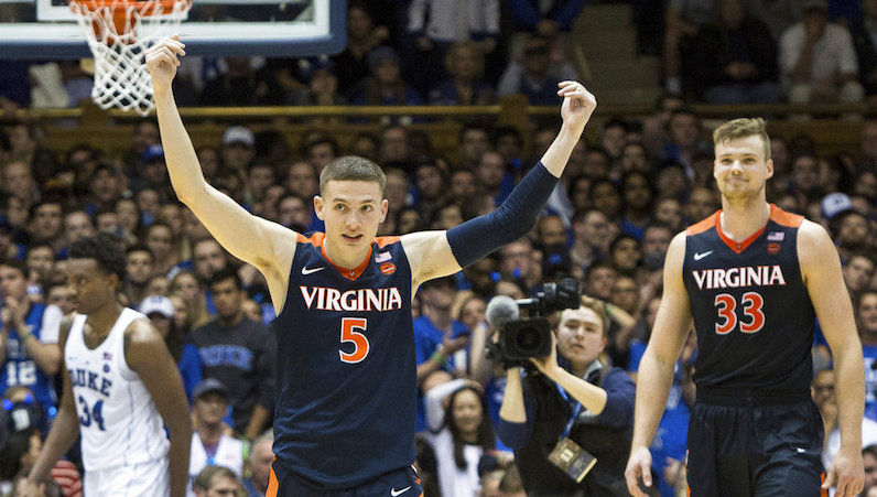 Kyle Guy injury