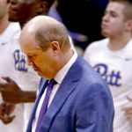 Kevin Stallings walks